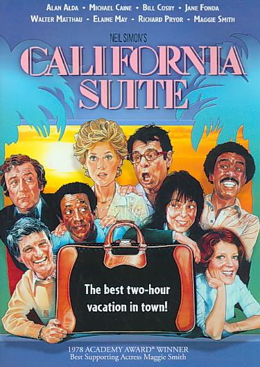 CALIFORNIA SUITE BY FONDA,JANE (DVD)
