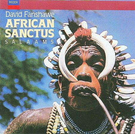 AFRICAN SANCTUS (CD)