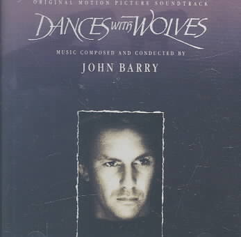 DANCES WITH WOLVES (OST) BY BARRY,JOHN (CD)